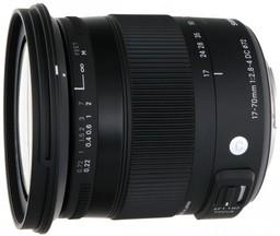 Sigma AF 17-70mm f/2.8-4.0 DC Macro HSM…