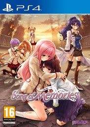 Song of Memories PS4 английская версия