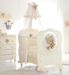 Кроватка Baby Expert Abbracci by Trud...