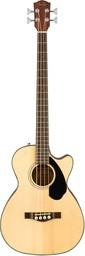 Бас-гитара Fender CB-60SCE Bass Natur...