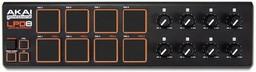 Dj-контроллер Akai Pro LPD8