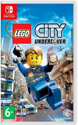 Lego City Undercover Nintendo Switch ...