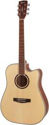 Акустическая гитара Cort AD890CF-NT S...