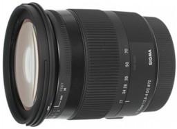 Sigma AF 17-70mm f/2.8-4.0 DC Macro OS …