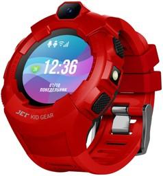 Умные часы Jet Kid Gear Red/Bla...