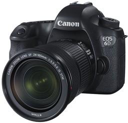 Фотоаппарат Canon EOS 6D WG Kit EF 24...