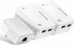 TP-Link TL-WPA4220T 3-Pack KIT