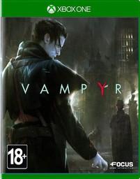 Vampyr Xbox One русские субтитры
