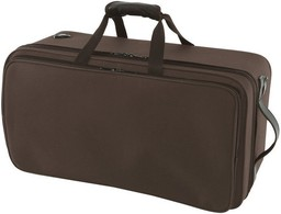 Gewa Double Trumpet Case Compact Brown