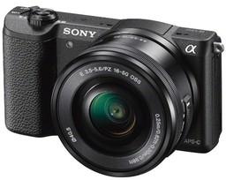 Фотоаппарат Sony Alpha A5100L Kit 16-...