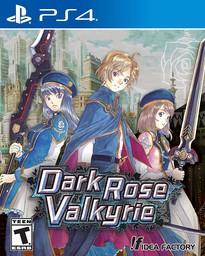 Dark Rose Valkyrie PS4 английская версия