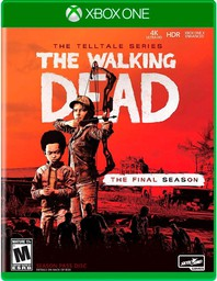 The Walking Dead: Final Season Xbox O...
