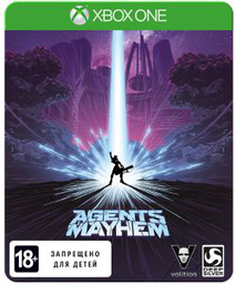 Agents of Mayhem Steelbook Edition Xb...