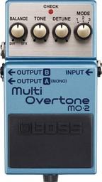 Педаль эффектов Boss MO-2 Multi Overtone