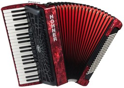 Hohner The New Bravo III 120 Re...
