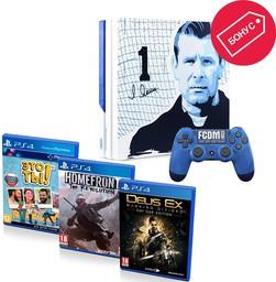 Sony PlayStation 4 Pro 1Tb Динамо Чер...