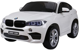 Электромобиль Barty BMW X6M White (дв...