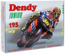 Dendy Junior 195-in-1 8Bit Whit...
