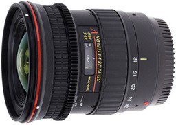 Tokina AT-X 128 12-28mm f/4 Pro DX Canon
