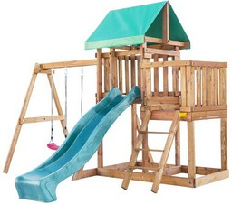 Babygarden (с балконом и горкой 2.4 м)