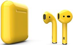 Наушники Apple AirPods 1 2016 Yellow