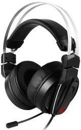 MSI Immerse GH60 Gaming Headset Black
