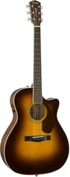 Акустическая гитара Fender PM-4CE Audit…