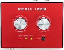 Усилитель мощности Focusrite RedNet AM2