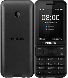 Philips Xenium E181 DS Black