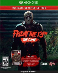 Friday the 13th Ultimate Slasher Edit...