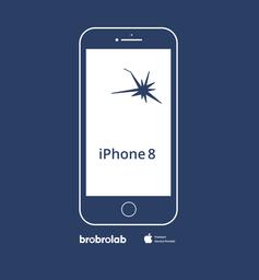 Замена экрана iPhone 8 в авторизованном…