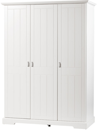 Шкаф Geuther Cottage белый (с бело-се...