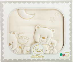 Italbaby Happy Family кремовый