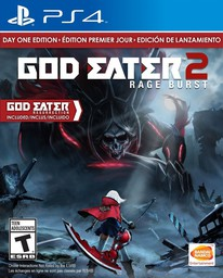 God Eater 2: Rage Burst PS4 русские с...