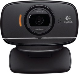 Веб-камера Logitech B525 HD WebCam Black