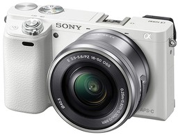 Фотоаппарат Sony Alpha A6000L Kit 16-...