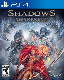 Shadows: Awakening PS4 русские субтитры