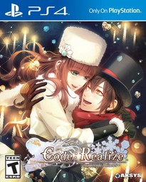 Code: Realize Wintertide Miracles PS4...