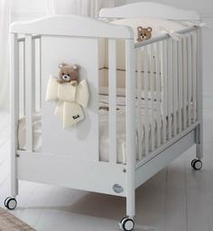 Кроватка Baby Expert Trudino белый