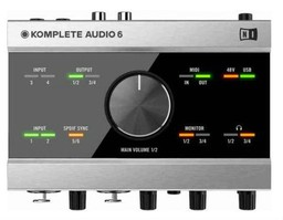 Native Instruments Komplete Aud...