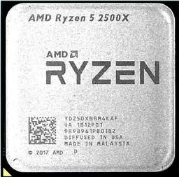 Процессор (CPU) AMD Ryzen 5 2500X 3.6GHz