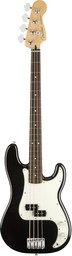 Бас-гитара Fender Player P Bass PF BLK