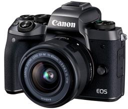 Фотоаппарат Canon EOS M5 Kit EF-M 15-...