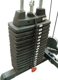 Body-Solid 136 кг (20 плашек)