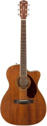 Акустическая гитара Fender PM-3C Tri-...