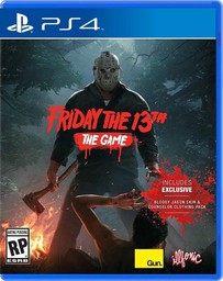 Friday The 13th: The Game PS4 английс...