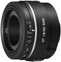 Sony DT 50mm f/1.8 SAM SAL-50F18