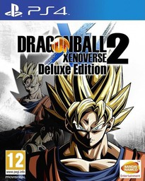 Dragon Ball Xenoverse 2 PS4 английска...