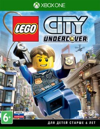 Lego City Undercover Xbox One русская...