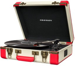 Crosley Executive Deluxe CR6019D-RE